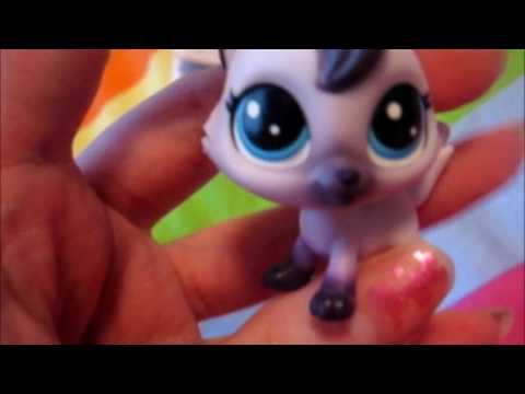 Littlest pet shop Birma Bluepoint