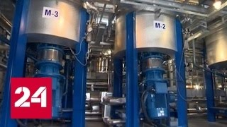 """""""Энергетика"""": Как производят моторное масло. От 27.10.16"""