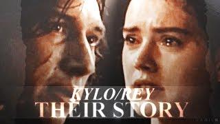 kylo ren + rey | their story [tfa + tlj]