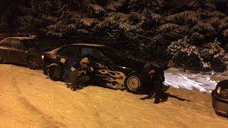 BMW 320i Słowacja Snow