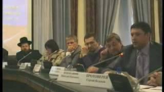 Николай Новопашин выступил в Общественной палате.flv