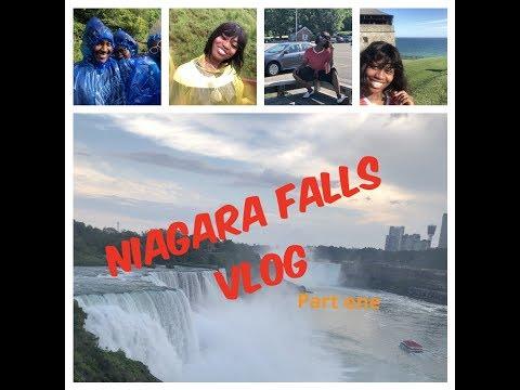 Take Tours   Niagara Falls   Part One   Cheap Trips -VLOG