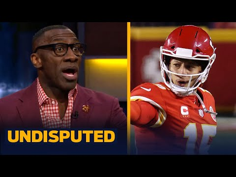 Protecting Mahomes is key to Chiefs Super Bowl win over Brady's Bucs — Shannon   NFL   UNDISPUTED