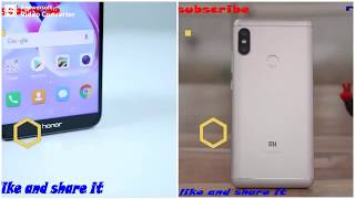 REDMI NOTE 5 PRO VS HONOR 9LITE [REVIEW AND SPECIFICATION]