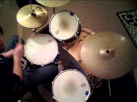 "Jon Biggs Pork Pie Drums "" Midnight Rambler "" - drum cover"