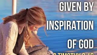 KJV Bible Songs: All scripture is given by inspiration of God (2 Timothy 3:16-17)