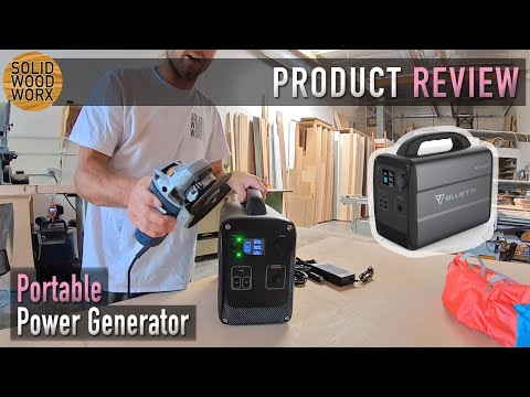Power Storage Multi-use Solar Generator PRODUCT REVIEW