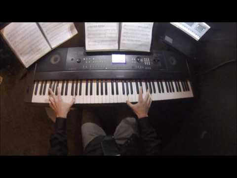 Seussical: The Musical - Act 1 Pit Cam (Keyboard I)