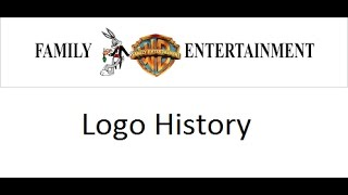 Warner Bros. Family Entertainment Logo History streaming