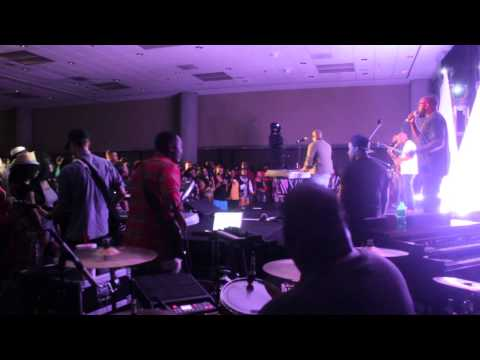 PJ Morton & The Crusade (Full Concert)