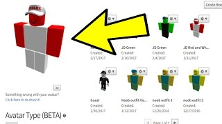 HOW TO LOOK LIKE DIDI(JD) ON ROBLOX Part 3(RED AND WHITE VERSION)