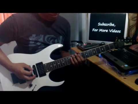 ARMADA   Pergi Pagi Pulang Pagi Cover Melody Guitar Tutorial