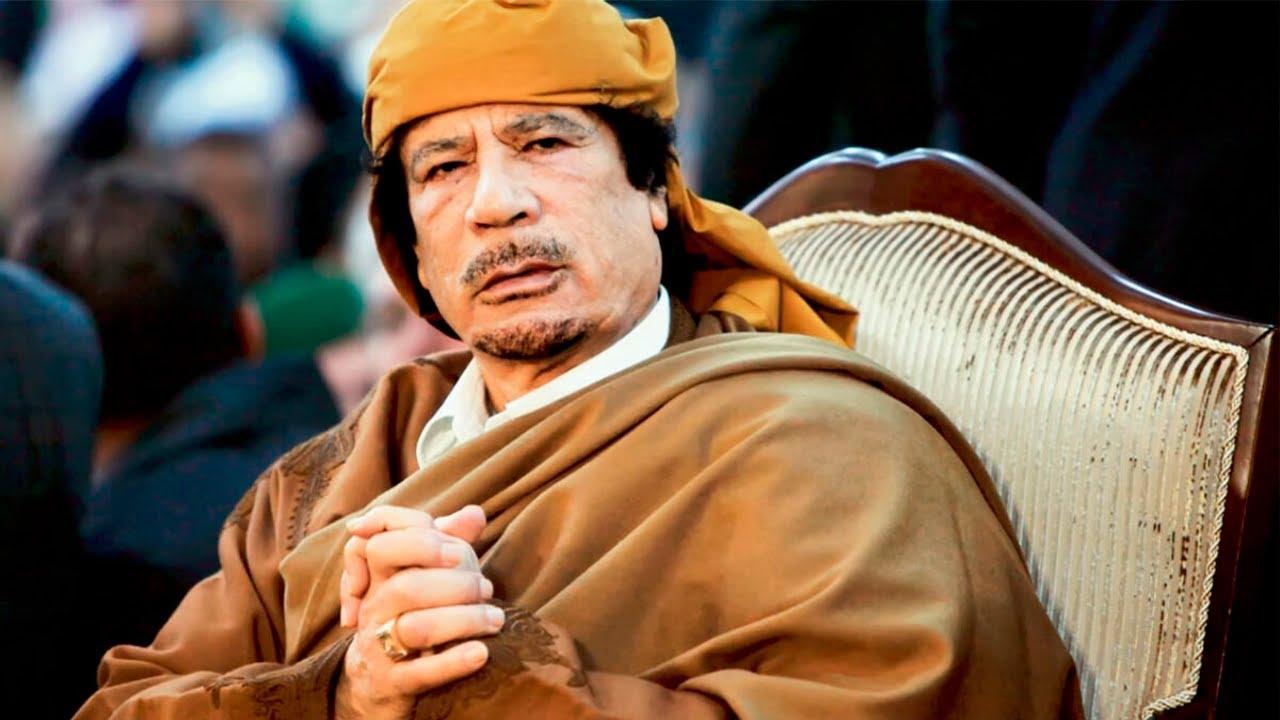 Автопарк Муаммара Каддафи