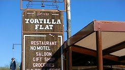 Tortilla Flat - Best Old West Attraction - Arizona 2019