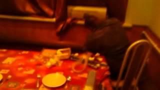 Отопление на отработанном масле(отработке) . Отопление кафе.(Отопление на отработанном масле. Изготовление и монтаж регистров, установка котла на отработке и дымохода...., 2012-11-07T09:21:56.000Z)