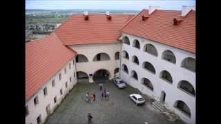 видео Красивый город Мукачево. Достопримечательности  (Рідне Мукачево)