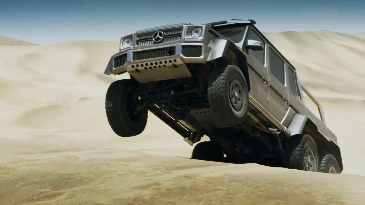 mercedes g63 amg 6x6 – extreme pickup - youtube