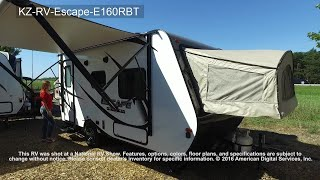 KZ-RV-Escape-E160RBT