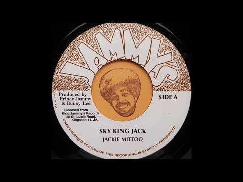 JACKIE MITTOO - Sky King Jack [1978]