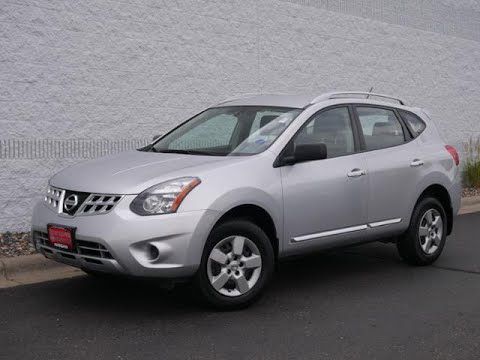 2014 nissan rogue select awd 4dr s for sale in coon rapids. Black Bedroom Furniture Sets. Home Design Ideas