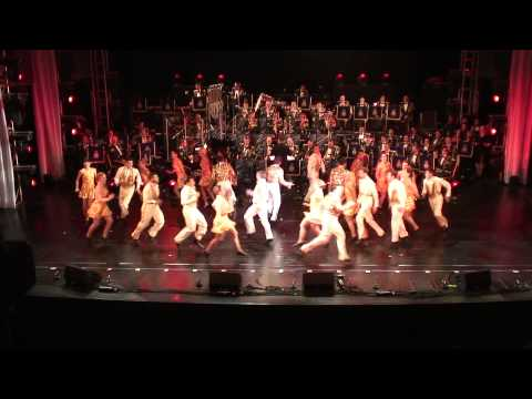 """Matt Flint and the 42nd Street Gala Team - """"We're In The Money"""" West End Heroes 2013"""