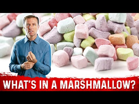 The Benefits of a Marshmallow....Root