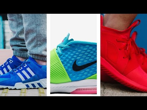 """d-lillard-2-""""static"""",-red-yeezy-style-tubulars,-new-nike-trainer-toranado-and-more-on-today-in-sneak"""