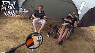 Raus aus meinem Zelt! (+MotoGP Spielberg)