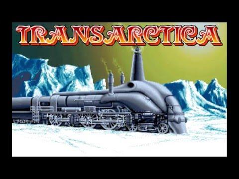 Amiga Longplay - Transarctica