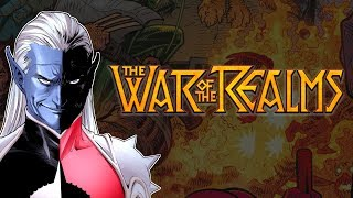 WAR OF THE REALMS: ULTIMATE COMIC #1