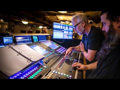 Adam Savage Explores the Sound Mixing of Hamilton!