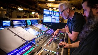 Adam Savage Explores the Sound Mixing of Hamilton!