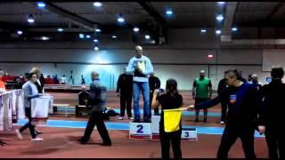 Представитель Дагестана  в Чемпионате России по легкой атлетике ( Джалилов Мурадхан)