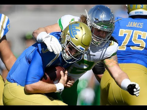 Oregon Ducks vs. UCLA Bruins, game by the numbers