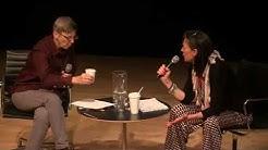 Interview with Adlheid Roosen at 2017 Gilder Coigney International Theatre Award at the Martin E  Se