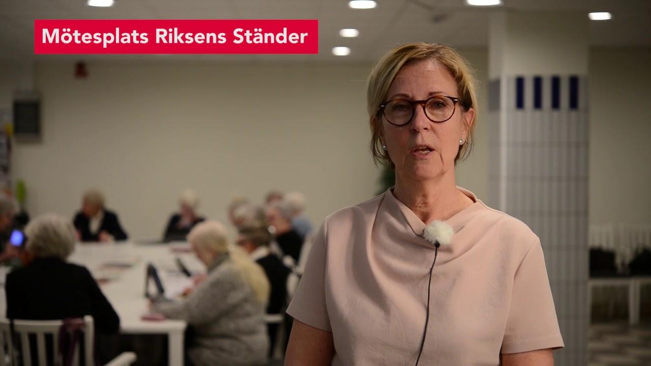 SPF - Seniorerna W Skepparslv