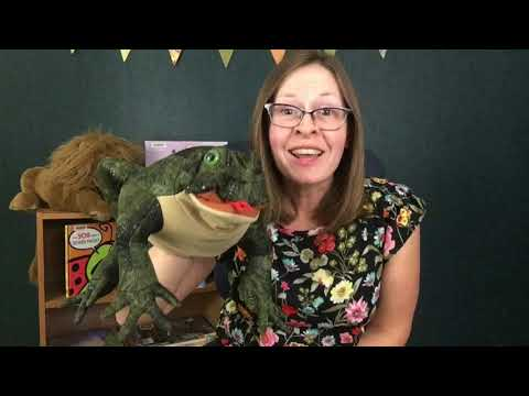 Storytime OnDemand: Full Storytime Wide Mouth Frog