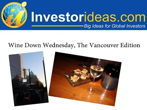 Be a Guest on Wine Down Wednesday in Vancouver