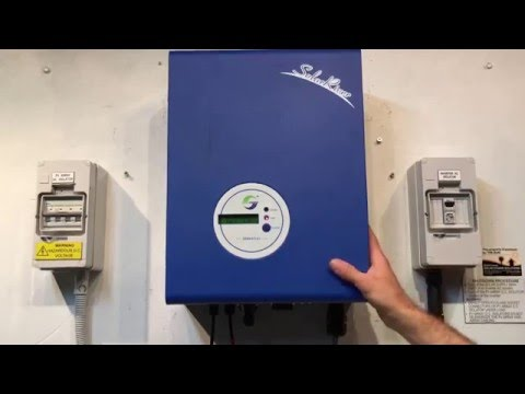 Samil Solar River Inverter No Utility