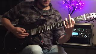 Killswitch Engage - Quiet Distress ( Guitar Cover )