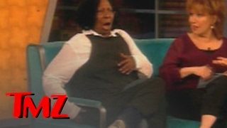 "Whoopi Goldberg's HUGE Fart on ""The View"" 