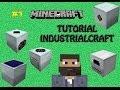 IndustrialCraft! MACERATOR, COMPRESSOR, EXTRACTOR, ELECTRIC FURNACE ! TUTORIAL (BR-PT)