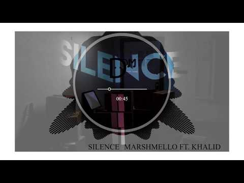 Silence - Marshmello Ft Khalid | 8D Audio || Dawn Of Music ||