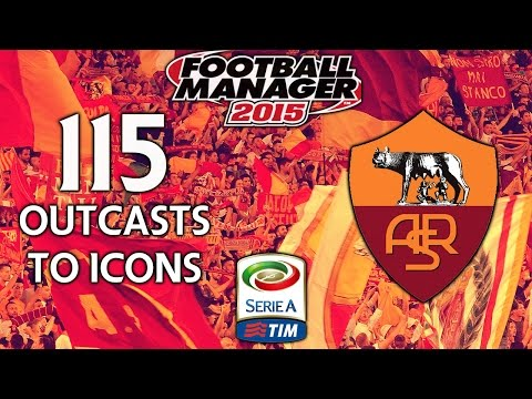 Outcasts To Icons - Ep.115 Di Placido's Return (Anderlecht) | Football Manager 2015