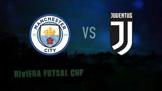 Riviera Futsal Cup U13 2018 Manchester City VS Juventus Quart 3 World Cup