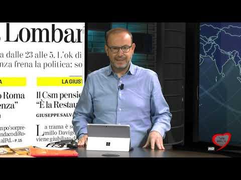 I giornali in edicola - la rassegna stampa 20/10/2020