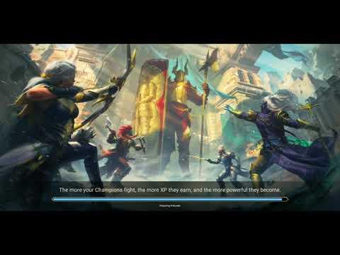 Raid Shadow Legends - Deathless Arena Test