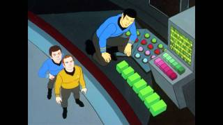 Star Trek: The Animated Series - We're Contracting