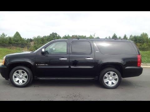 Wilson County Chevrolet >> SOLD.2008 GMC YUKON XL SLT 4X4 113K 5.3 VORTEC LOADED UP FOR SALE WILSON COUNTY MOTORS - YouTube