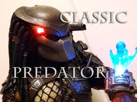 Hot Toys Classic Predator Review Youtube